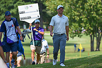 Paul Casey (GBR) heads to 10 during round 3 of the WGC FedEx St. Jude Invitational, TPC Southwind, Memphis, Tennessee, USA. 7/27/2019.<br /> Picture Ken Murray / Golffile.ie<br /> <br /> All photo usage must carry mandatory copyright credit (© Golffile | Ken Murray)