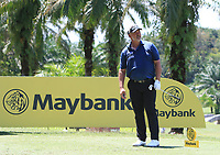 Darren Clarke (NIR) in action on the 7th during Round 3 of the Maybank Championship at the Saujana Golf and Country Club in Kuala Lumpur on Saturday 3rd February 2018.<br /> Picture:  Thos Caffrey / www.golffile.ie<br /> <br /> All photo usage must carry mandatory copyright credit (© Golffile | Thos Caffrey)