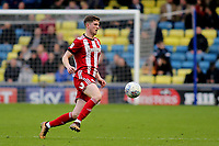 Chris Mepham of Brentford in action during Millwall vs Brentford, Sky Bet EFL Championship Football at The Den on 10th March 2018