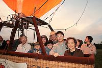20120202 Hot Air Balloon Cairns 02 February