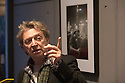 Andy Summers, former guitar player of the Police, writer and photographer, at Leica Gallery where there is an exhibition of his photographs in Milan, March 22, 2016. &copy; Carlo Cerchioli<br />