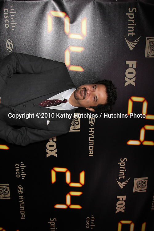 """Anil Kapoor.arrives at the """"24"""" Series Finale Party .Boulevard3.Los Angeles, CA.April 30, 2010.©2010 Kathy Hutchins / Hutchins Photo..."""