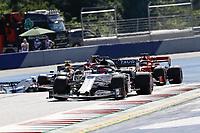 5th July 2020; Red Bull Ring, Spielberg Austria; F1 Grand Prix of Austria, Race Day;  26 Daniil Kvyat RUS, Scuderia AlphaTauri Honda, Spielberg Austria