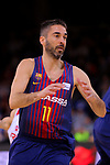 League ACB-ENDESA 2017/2018 - Game: 20.<br /> FC Barcelona Lassa vs Retabet Bilbao Basket: 90-58.<br /> Juan Carlos Navarro.