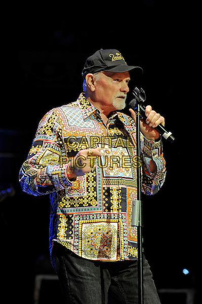 LONDON, ENGLAND - MAY 31:  Mike Love  of 'The Beach Boys' performing at Royal Albert Hall on May 2931, 2015 in London, England.<br /> CAP/MAR<br /> &copy; Martin Harris/Capital Pictures