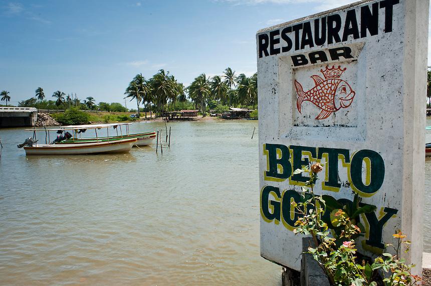Barra Vieja, Acapulco, Guerrero, Mexico