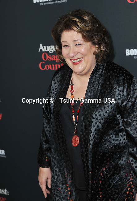 Margo Martindale  at the August- Osage County Premiere at the Regal Theatre In Los Angeles.