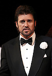R. Lowe with Billy Ray Cyrus making his Broadway Debut Curtain Call  in 'Chicago' at the Ambassador Theatre in New York City on 11/05/2012