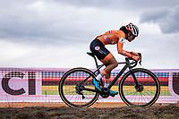 Ceylin Del Carmen Alvarado (NED)<br /> <br /> Women's Elite Race<br /> UCI 2020 Cyclocross World Championships<br /> Dübendorf / Switzerland<br /> <br /> ©kramon