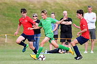 National Age Group Tournament at Petone Memorial Park, Lower Hutt, New Zealand on Thursday 13 December 2018. <br /> Photo by Masanori Udagawa. <br /> www.photowellington.photoshelter.com