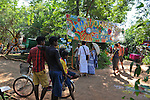 Auroville Christmas Fair at the Youth Centre. 2015