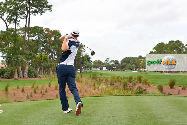 Martin Kaymer (GER) during round 1 at the Honda Classic from PGA National, Palm Beach Gardens, Florida.<br /> Picture: Fran Caffrey / Golffile