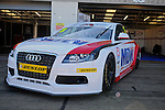 Mark Hazell - Rob Austin Racing Audi A4