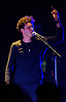 MIAMI, FL - NOVEMBER 25:  Marc Scibilia performs during the Tenth Year Anniversary Tour at The Fillmore Miami Beach, Florida, November 25, 2017. Photo By mpi140/MediaPunch /NortePhoto NORTEPHOTOMEXICO