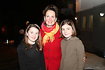 Bronagh Hanna, Linda Flynn and Ailish Newton at the Male Voice Choir in St.Peters Church of Ireland...(Photo credit should read Jenny Matthews www.newsfile.ie)....This Picture has been sent you under the conditions enclosed by:.Newsfile Ltd..The Studio,.Millmount Abbey,.Drogheda,.Co Meath..Ireland..Tel: +353(0)41-9871240.Fax: +353(0)41-9871260.GSM: +353(0)86-2500958.email: pictures@newsfile.ie.www.newsfile.ie.