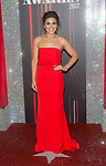 Alexandra Fletcher at The British Soap Awards at The Lowry on the 3rd June 2017 in Manchester, England