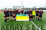 Park FC winners of the Denny Youths Cup  after defeating Listowel Celtic on Saturday.