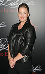 Andrea Parker arriving at the 'Pretty Little Liars 100TH Episode Celebration' held at The W Hollywood Hotel Los Angeles, CA. May 31, 2014.