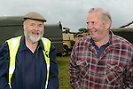 Volunteers Stephen Greenwood (left)  and Cyril Smeeth (right) helping to run the Dunsfold Collection weekend. Dunsfold Collection of Land Rovers Open Day 2011, Dunsfold, Surrey, UK. --- No releases available, but releases may not be necessary for certain uses. Automotive trademarks are the property of the trademark holder, authorization may be needed for some uses.