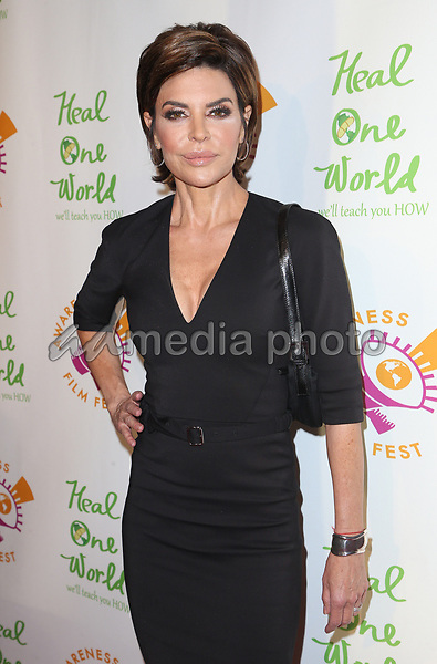 "05 October 2017 - Los Angeles, California - Lisa Rinna. ""The Road To Yulin And Beyond"" Los Angeles Premiere. Photo Credit: F. Sadou/AdMedia"