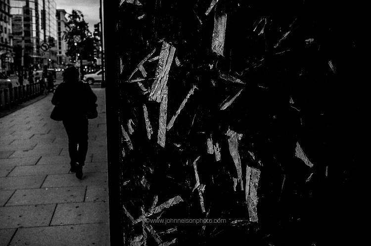walking up 14th, Washington, DC