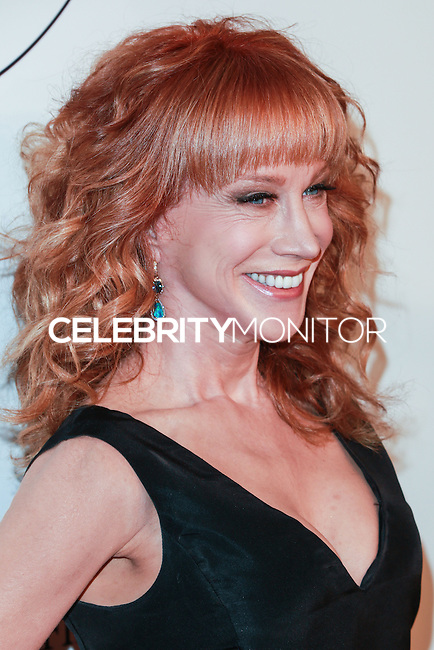 BEVERLY HILLS, CA, USA - OCTOBER 14: Kathy Griffin arrives at the 20th Annual Fulfillment Fund Stars Benefit Gala held at The Beverly Hilton Hotel on October 14, 2014 in Beverly Hills, California, United States. (Photo by David Acosta/Celebrity Monitor)