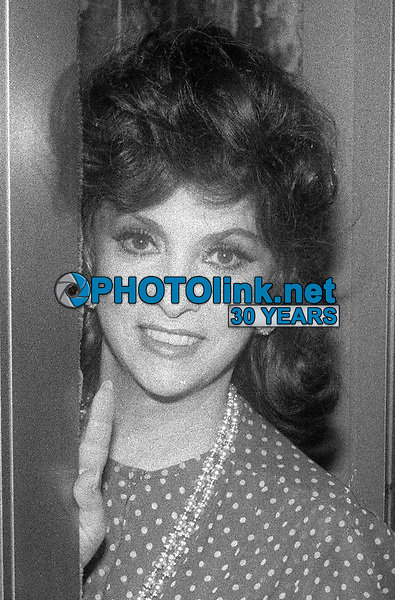 Gina Lollobrigida 1984<br /> Photo By John Barrett/PHOTOlink