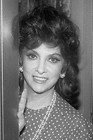 Gina Lollobrigida 1984<br /> Photo By John Barrett/PHOTOlink