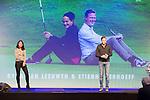 AMERSFOORT - Kyra van Leeuwen en en Etienne Verhoeff van Start2Create . Nationaal Golf Congres & Beurs (Het Juiste Spoor) van de NVG.     © Koen Suyk.