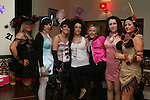 Michelle Bolger with friends at her fancy dress birthday party in Nano Reids...Photo NEWSFILE/Jenny Matthews.(Photo credit should read Jenny Matthews/NEWSFILE)....This Picture has been sent you under the condtions enclosed by:.Newsfile Ltd..The Studio,.Millmount Abbey,.Drogheda,.Co Meath..Ireland..Tel: +353(0)41-9871240.Fax: +353(0)41-9871260.GSM: +353(0)86-2500958.email: pictures@newsfile.ie.www.newsfile.ie.FTP: 193.120.102.198.