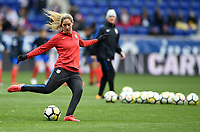 Harrison, N.J. - Sunday March 04, 2018: Morgan Brian during a 2018 SheBelieves Cup match between the women's national teams of the United States (USA) and France (FRA) at Red Bull Arena.