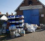 Harwich town micro-brewery Harwich, Essex, England
