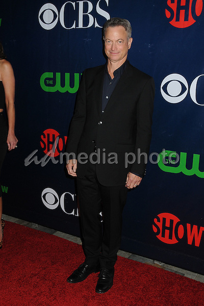10 August 2015 - West Hollywood, California - Gary Sinise. CBS, CW, Showtime 2015 Summer TCA Party held at The Pacific Design Center. Photo Credit: Byron Purvis/AdMedia