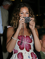 New York City<br /> CelebrityArchaeology.com<br /> 2004 FILE PHOTO<br /> Sarah Jessica Parker<br /> Photo By John Barrett-PHOTOlink.net<br /> -----<br /> CelebrityArchaeology.com, a division of PHOTOlink,<br /> preserving the art and cultural heritage of celebrity <br /> photography from decades past for the historical<br /> benefit of future generations.<br /> ——<br /> Follow us:<br /> www.linkedin.com/in/adamscull<br /> Instagram: CelebrityArchaeology<br /> Twitter: celebarcheology