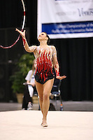 Photo by John Cheng - Pacific Rim Championships in San Jose, Ca.RhythmicsMarmer