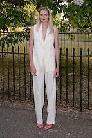 Gabriella Wilde at The Serpentine Gallery Summer Party 2015 at The Serpentine Gallery, London.<br /> July 2, 2015  London, UK<br /> Picture: Dave Norton / Featureflash