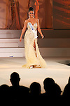 """Miss Belgium Gonul Meral, November 11, 2014, Tokyo, Japan : Miss Belgium Gonul Meral walks down the runway during """"The 54th Miss International Beauty Pageant 2014"""" on November 11, 2014 in Tokyo, Japan. The pageant brings women from more than 65 countries and regions to Japan to become new """"Beauty goodwill ambassadors"""" and also donates money to underprivileged children around the world thought their """"Mis International Fund"""". (Photo by Rodrigo Reyes Marin/AFLO)"""