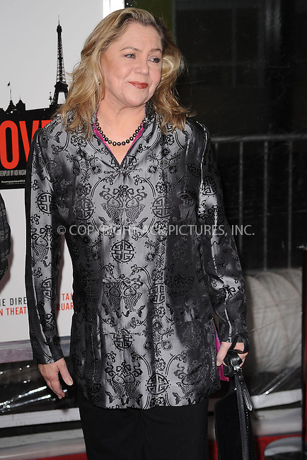 WWW.ACEPIXS.COM . . . . . ....January 28 2010, New York City....Actress Kathleen Turner arriving at the 'From Paris With Love' premiere at the Ziegfeld Theatre on January 28, 2010 in New York City. ....Please byline: KRISTIN CALLAHAN - ACEPIXS.COM.. . . . . . ..Ace Pictures, Inc:  ..(212) 243-8787 or (646) 679 0430..e-mail: picturedesk@acepixs.com..web: http://www.acepixs.com