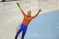 SCHAATSEN: HEERENVEEN: 14-15-16-03-2014, IJsstadion Thialf, World Cup Finale, Koen Verweij, ©foto Martin de Jong