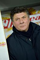 25th January 2020; Olympic Grande Torino Stadium, Turin, Piedmont, Italy; Serie A Football, Torino versus Atalanta; Walter Mazzarri the coach of Torino FC