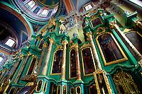 Altar Holy Spirit Church Vilnius Lithuania