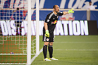 HARRISON, New Jersey - Saturday, April 29, 2017: The New York Red Bulls take on the Chicago Fire at home at Red Bull Arena during the 2017 MLS Regular Season.