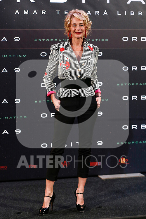 "Belen Rueda attends the junket of the film ""Orbita 9"" in Madrid, Spain. April 05, 2017. (ALTERPHOTOS / Rodrigo Jimenez)"