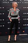 "Belen Rueda attends the junket of the film ""Orbita 9"" in Madrid, Spain. April 05, 2017. (ALTERPHOTOS / Rodrigo Jimenez)"