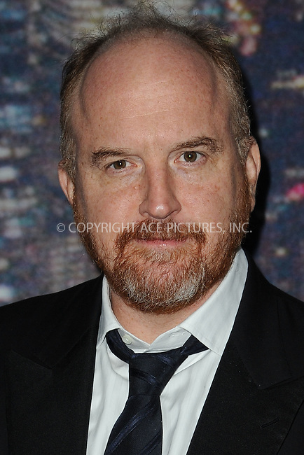 WWW.ACEPIXS.COM<br /> February 15, 2015 New York City<br /> <br /> <br /> Louis C.K. walking the red carpet at the SNL 40th Anniversary Special at 30 Rockefeller Plaza on February 15, 2015 in New York City.<br /> <br /> Please byline: Kristin Callahan/AcePictures<br /> <br /> ACEPIXS.COM<br /> <br /> Tel: (646) 769 0430<br /> e-mail: info@acepixs.com<br /> web: http://www.acepixs.com