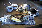 Full English Edwardian breakfast