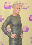 Pink at The 2011 MTV Video Music Awards held at Staples Center in Los Angeles, California on September 06,2012                                                                   Copyright 2012  DVS / Hollywood Press Agency