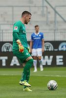 Torwart Marcel Schuhen (SV Darmstadt 98)<br /> <br /> - 14.06.2020: Fussball 2. Bundesliga, Saison 19/20, Spieltag 31, SV Darmstadt 98 - Hannover 96, emonline, emspor, <br /> <br /> Foto: Marc Schueler/Sportpics.de<br /> Nur für journalistische Zwecke. Only for editorial use. (DFL/DFB REGULATIONS PROHIBIT ANY USE OF PHOTOGRAPHS as IMAGE SEQUENCES and/or QUASI-VIDEO)