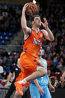 Valencia Basket Club's Stefan Markovic during Spanish Basketball King's Cup match.February 07,2013. (ALTERPHOTOS/Acero) /NortePhoto