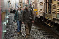 Leave No Trace (2018) <br /> Thomasin McKenzie, Ben Foster<br /> *Filmstill - Editorial Use Only*<br /> CAP/FB<br /> Image supplied by Capital Pictures